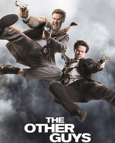 Poll and Trailer for UK Release of The Other Guys Starring Will Ferrell and Mark Wahlberg