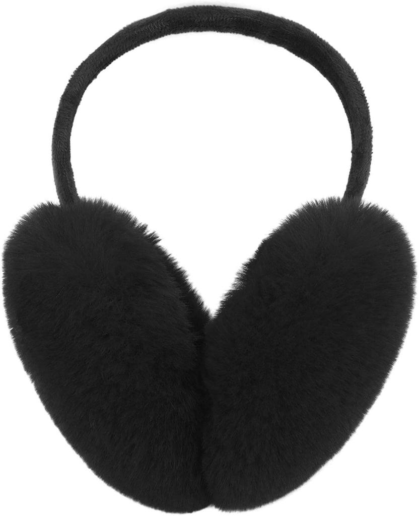 Simplicity Faux Fur Ear Warmers