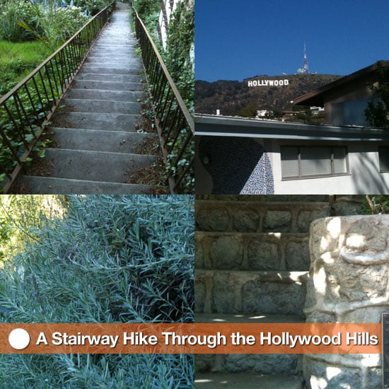 Stairway Hike Through Hollywood