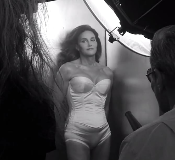 """Caitlyn Jenner made her debut on the cover of Vanity Fair on Monday! Her stunning appearance in the magazine came after addressing the transition in an interview with Diane Sawyer and during a two-part Keeping Up With the Kardashians special that aired in May. Caitlyn told Vanity Fair that she finally feels """"free"""" and posed in multiple gorgeous looks during the shoot with Annie Leibovitz. Scroll through to see even more beautiful pictures of Caitlyn and then watch the video below."""
