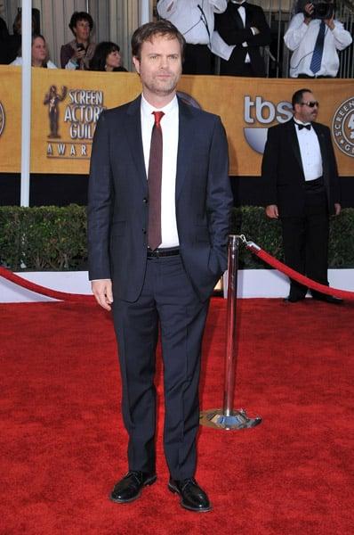 Men on the Red Carpet: SAG Awards