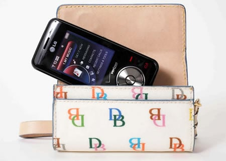 Love It or Leave It? Dooney & Bourke Phone Wristlet