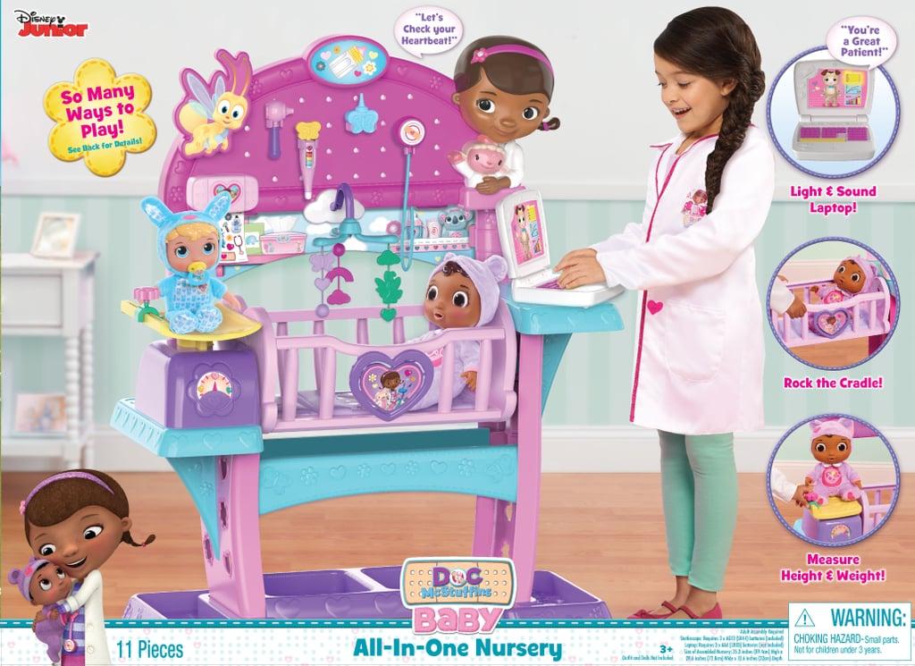Disney Junior Doc Mcstuffins All In One Nursery Popular