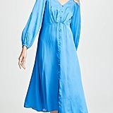 Free People Later Days Midi Dress