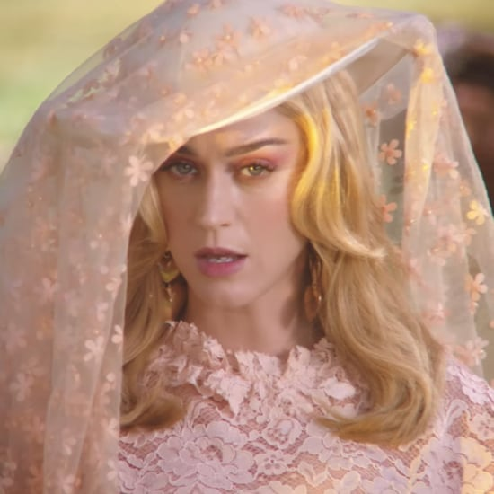 Katy Perry Never Really Over Music Video Beauty Looks