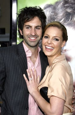 Katherine Heigl & Josh Kelley Married In Snowy Utah!
