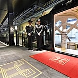 Japan — Train Suite Shiki-shima