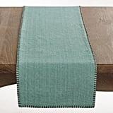 Zanzibar Stitched Table Runner ($55)