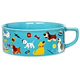 Disney Dogs Pet Bowl