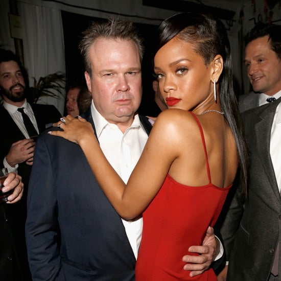 Rihanna Parties at GQ Bash in LA | Pictures