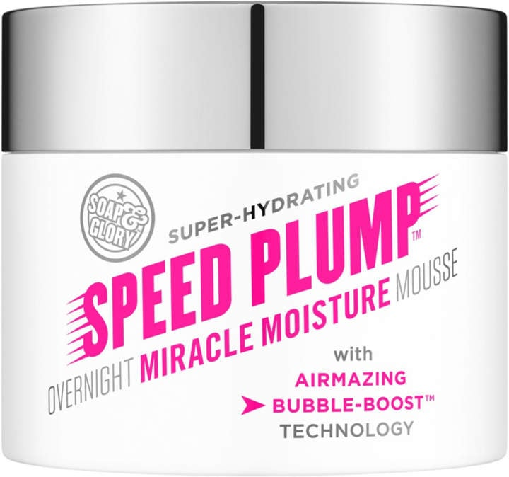 Soap & Glory Speedplump Overnight Miracle Moisture Mousse