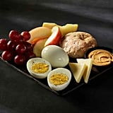 The Eggs and Cheese With Apples and Grapes Protein Box