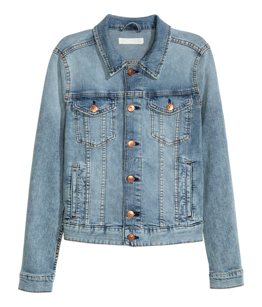 The Easy-Breezy Denim Jacket