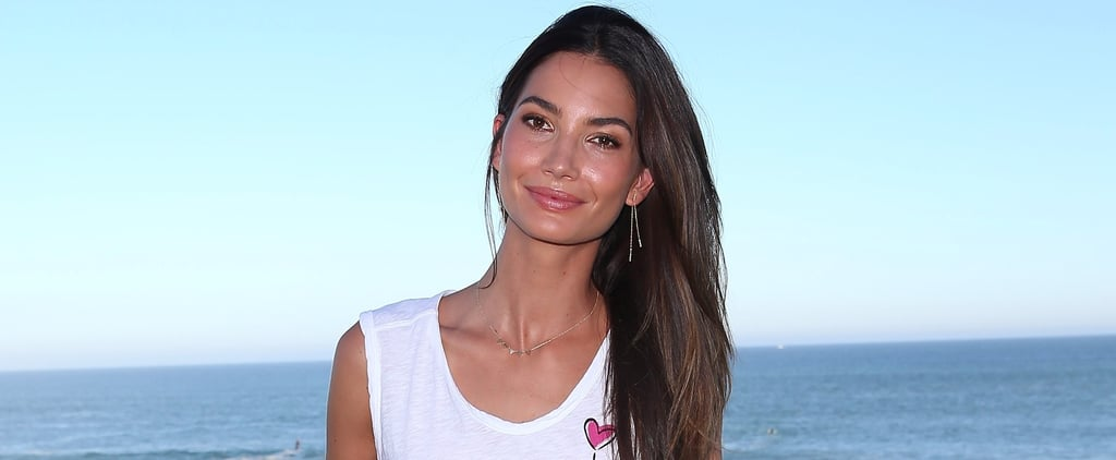 Lily Aldridge Fashion Interview