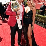 """Maryse Ouellet and Mike """"The Miz"""" Mizanin Pictures"""
