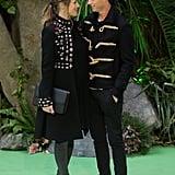 Eddie Redmayne and Hannah Bagshawe Pictures Together