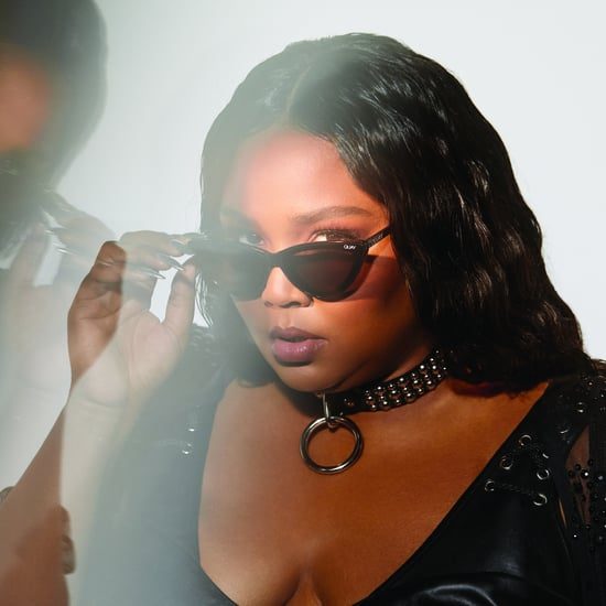 Lizzo's Launches Sunglasses Collection With Quay Australia