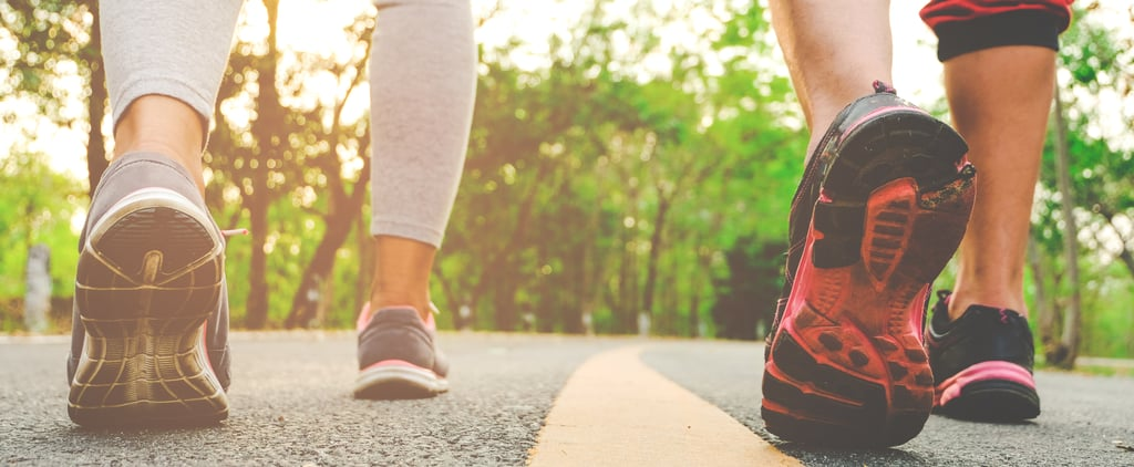 Can I Walk in Running Shoes?