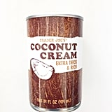 Extra Thick and Rich Coconut Cream ($1)
