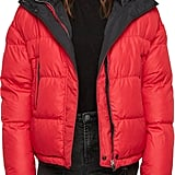 AllSaints Nala Reversible Puffer Jacket