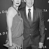 Bobby Flay and Stephanie March: 2005-2015