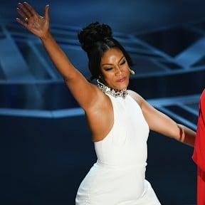 Tiffany Haddish and Maya Rudolph Present at the Oscars