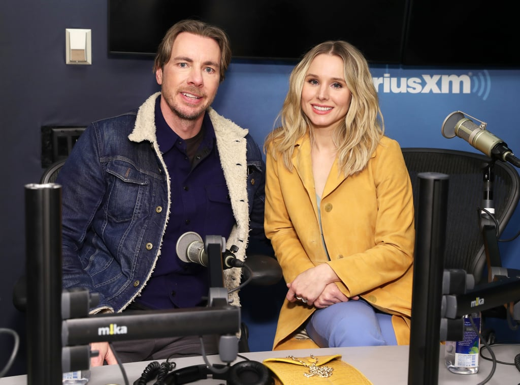 Dax and Kristen stopped by NYC's SiriusXM Studios for a chat in February 2019.