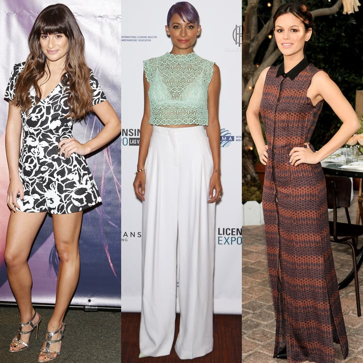 Short Celebrities And Short Women's Dressing Rules To Break