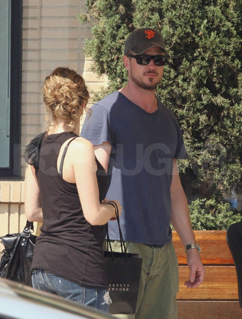 Photos of Eric Dane and Rebecca Gayheart