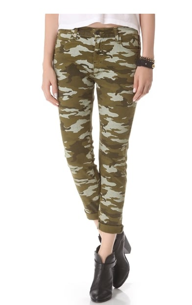 You'll be right on trend with Siwy's Kendra Slouchy Skinny Jeans ($148, originally $185).