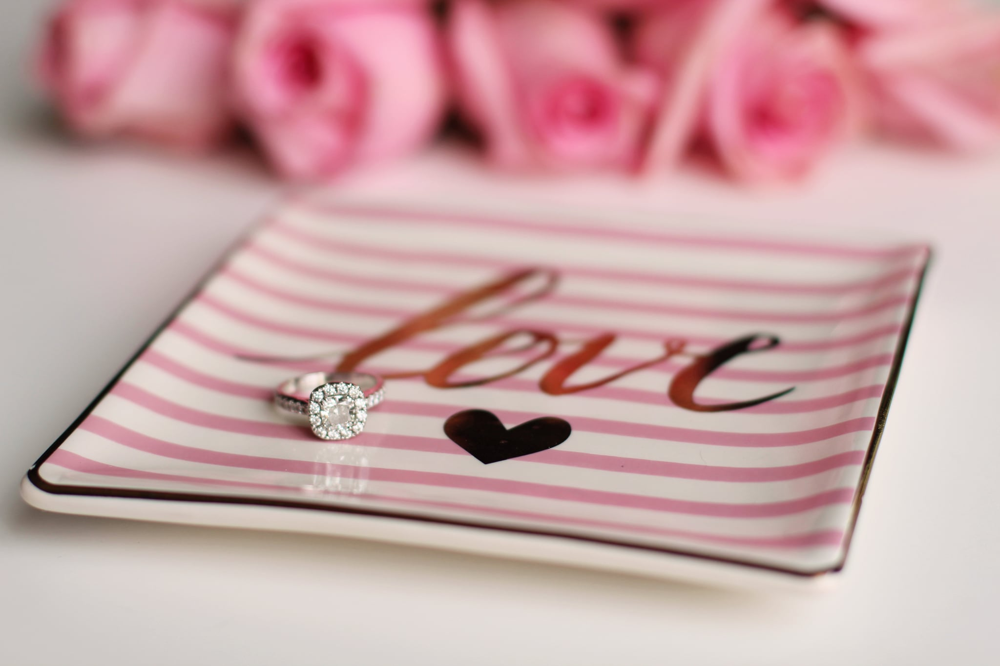 Buying Engagement Ring Insurance POPSUGAR Career and Finance