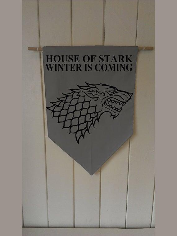 Stark Banner ($6)