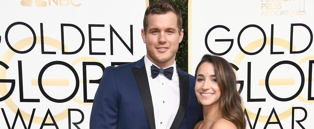 When Did Colton and Aly Raisman Date?