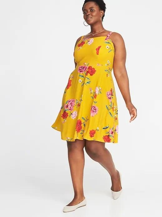 Priyanka Chopra S Yellow Dress September 2018 Popsugar
