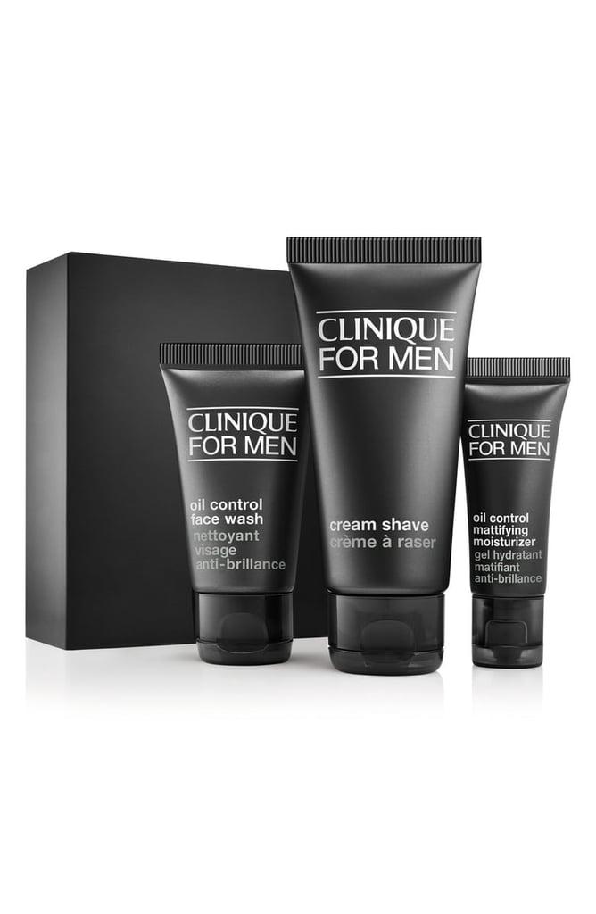 Clinique for Men Starter Kit for Oily Skin Types