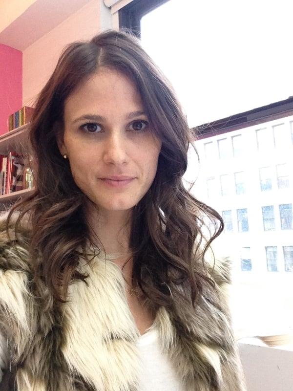 Hannah Weil, associate fashion editor