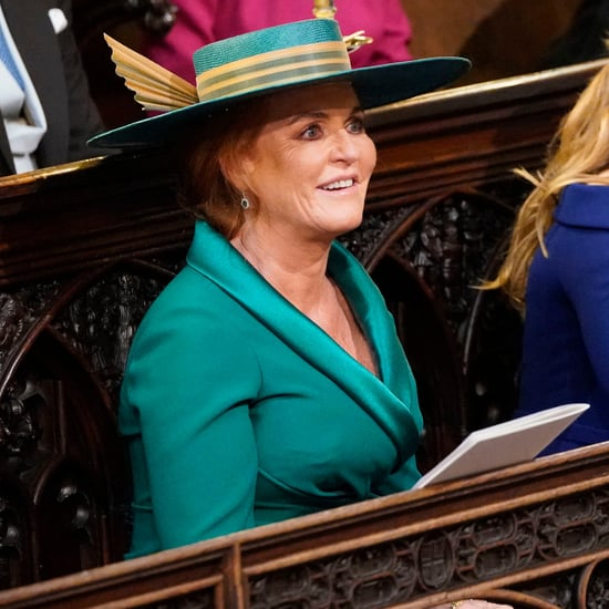 Sarah Ferguson Talks About Princess Eugenie's Wedding 2018