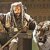 Walking Dead – King Ezekiel & Shiva