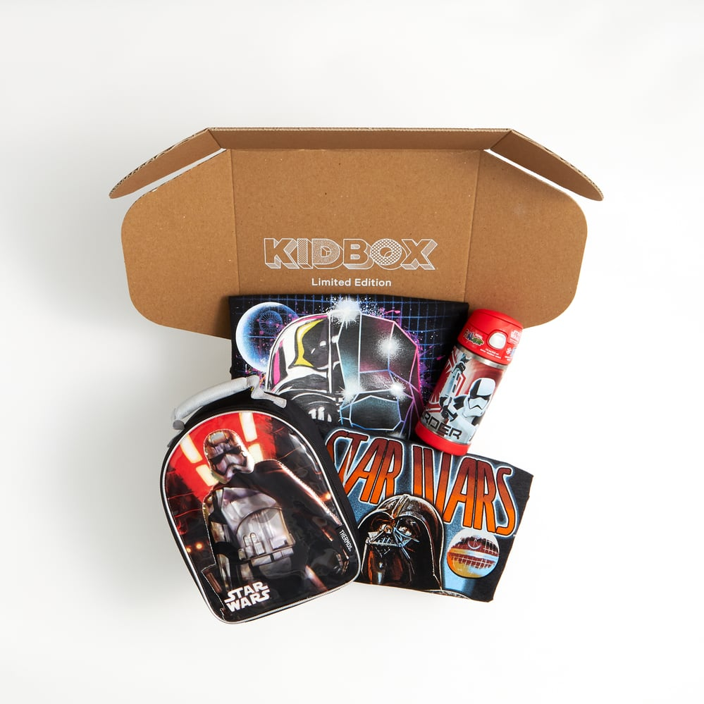 KIDBOX Star Wars, Marvel, and Avengers Subscription Boxes