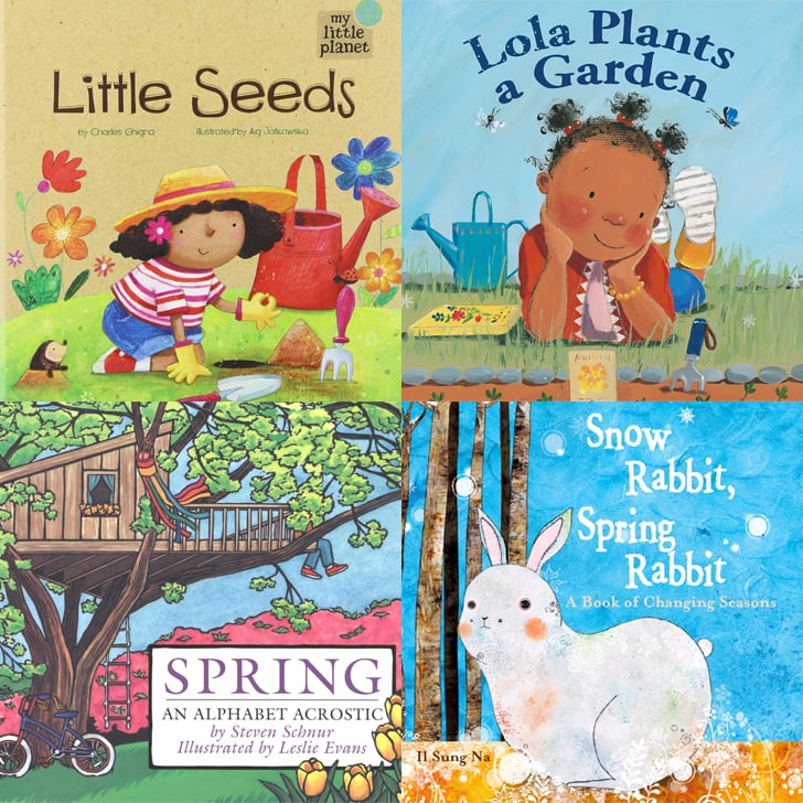 19 Children's Books to Read This Spring