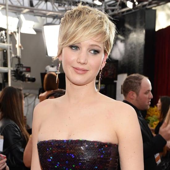 Jennifer Lawrence Meets Damian Lewis | Video
