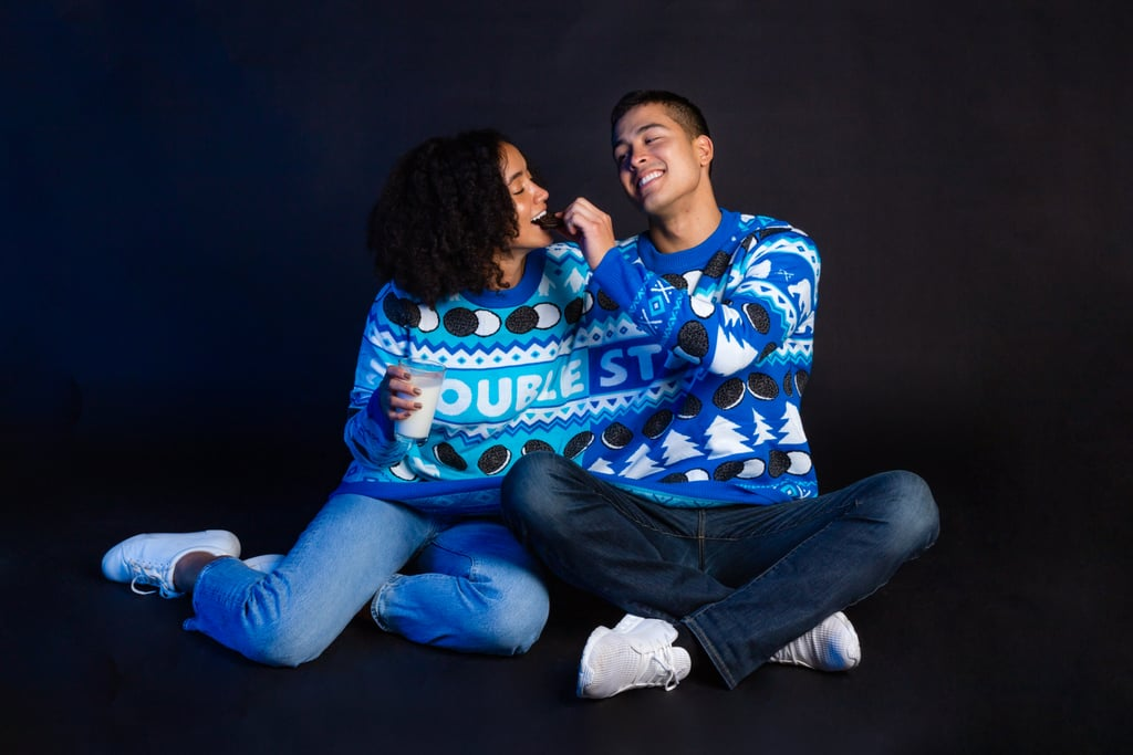 This Oreo Double Stuf Sweatshirt Is Too Fun For Words