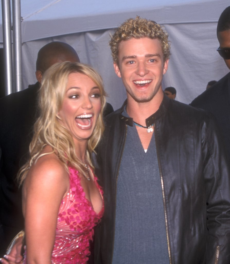 Britney Spears Doing Backflips Justin Timberlake Song 2018