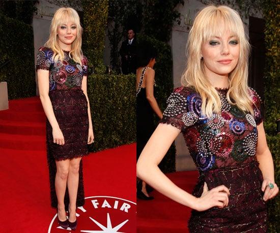 Emma Stone Oscars 2011
