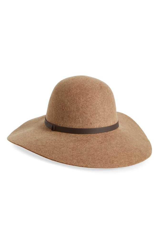 Nordstrom Refined Floppy Wool Felt Hat