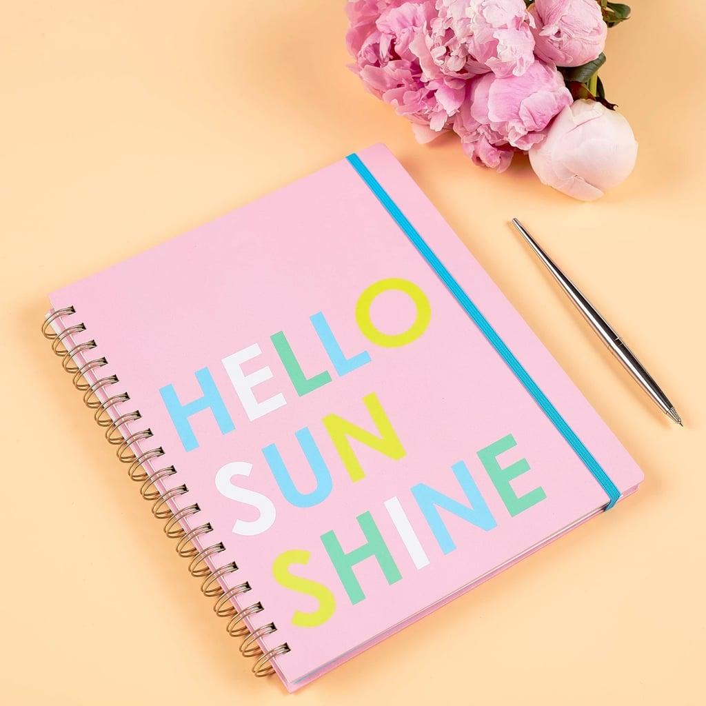Hello Sunshine 2019-2020 Academic Planner | Best School Planners