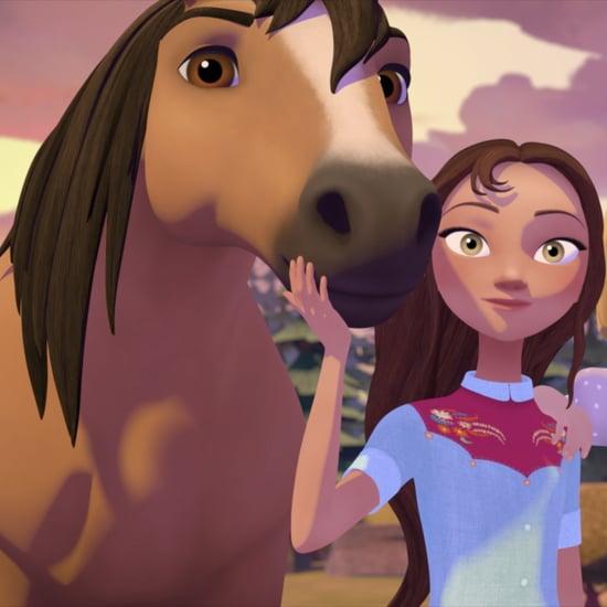 Watch the Spirit Riding Free: Riding Academy Netflix Trailer