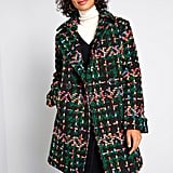 A Cozy Chapter Tweed Coat