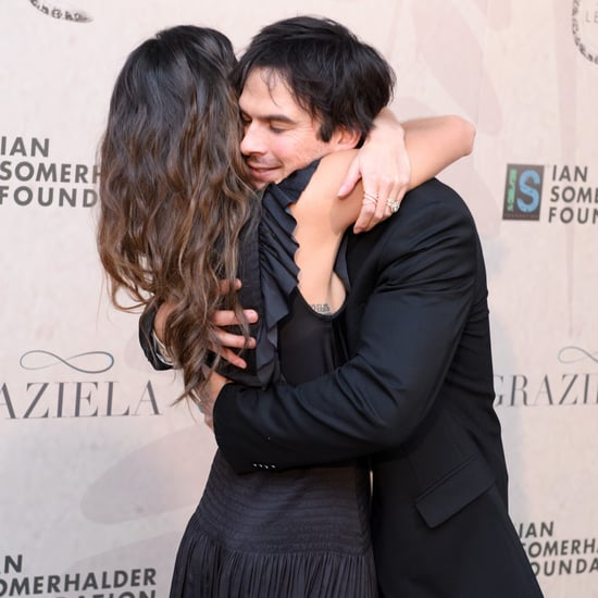 Ian Somerhalder and Nikki Reed at Foundation Gala Dec. 2016