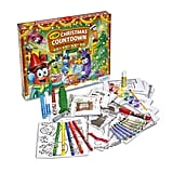 Crayola Christmas Countdown Activity Calendar